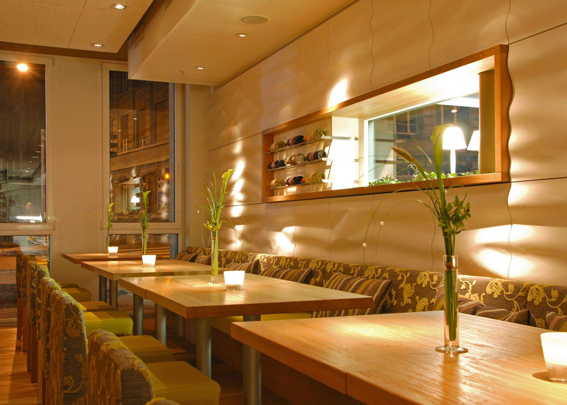 Home restaurant for Raumgestaltung cafe